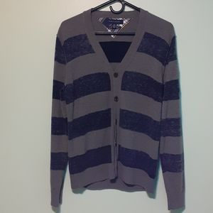 Grandpa Soft Cottage Cardigan 100%LAMBSWOOL/Tommy